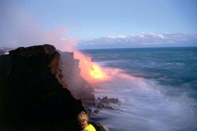 USA Hawaii Volcanoes national park