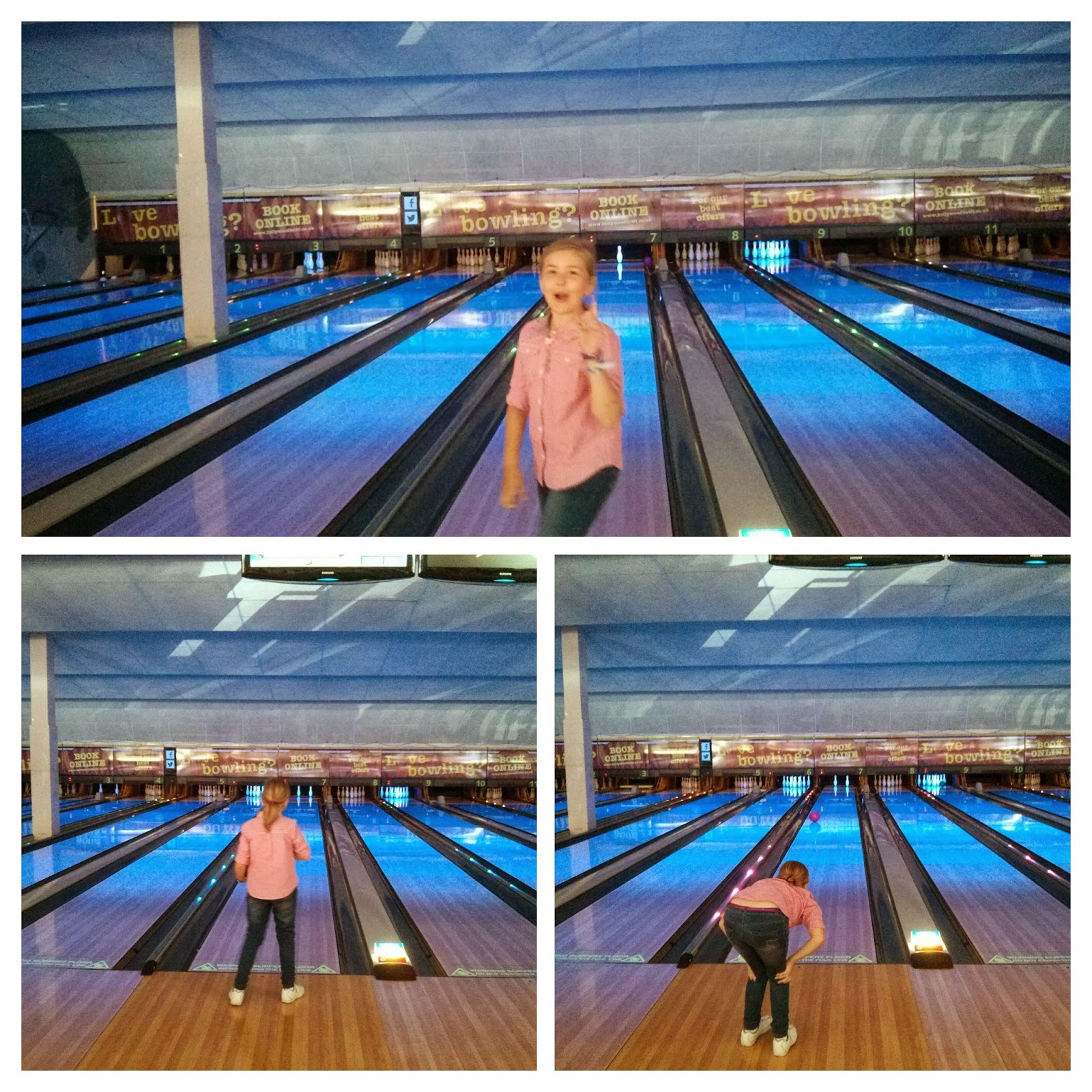 Mummy and me Bowling