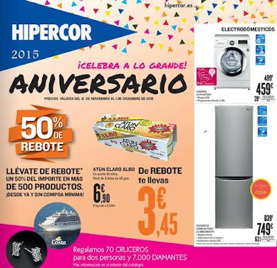 catalogo aniversario 2015 hipercor