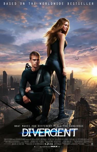 Divergente (Divergent) – 2014 Dublado