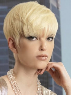 Short Hairstyles For Round Faces Young : Short hairstyles vol 01 a crown made of ivy