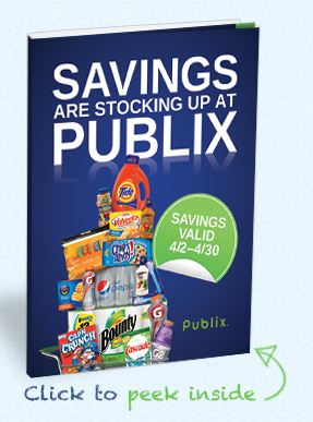 Publix Coupon Booklet