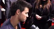 Kristen Stewart, Robert Pattinson And Taylor Lautner Attend The Twilight .