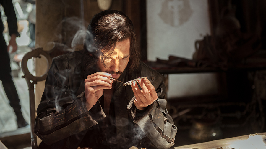 Da Vinci's Demons - Episode 2.09 - The Enemies of Man - Promotional Photos