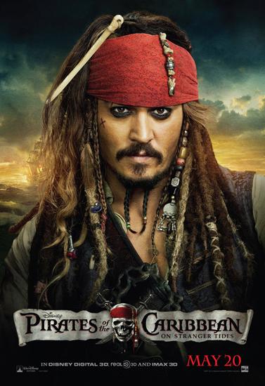 Cướp Biển Vùng Caribe 4 - Pirates Of The Caribbean On Stranger Tides (Bản Đẹp Dvd)