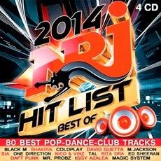 Download CD NRJ Hit List Best Of 2014