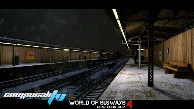 World of Subways 4 New York Line 7 PC Full