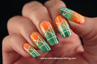 Indian Nail Art