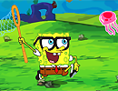 Spongebob Jellyfish Race