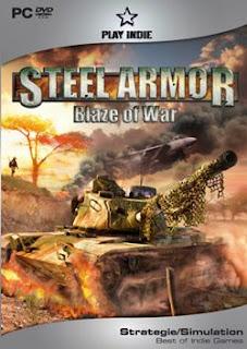 Steel Armor Blaze Of War