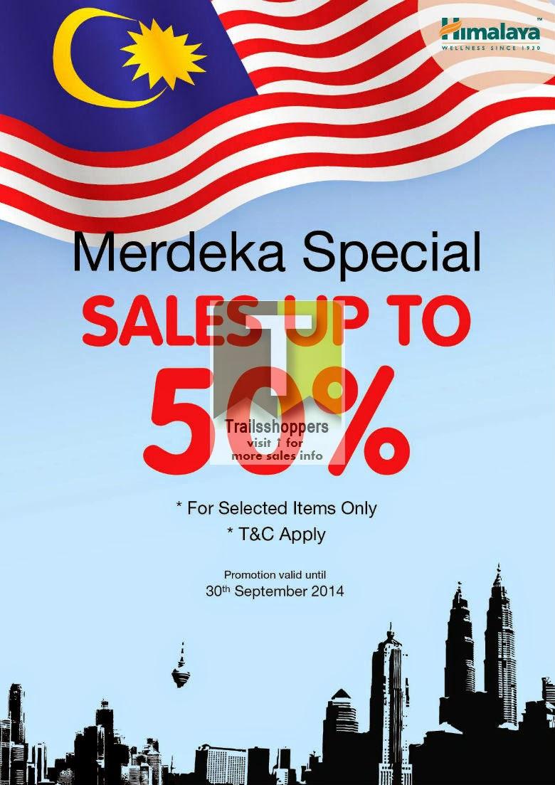 Himalaya Healthcare Malaysia Boutiques Merdeka Sale