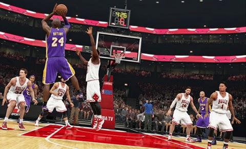 NBA 2K15 Game Modes