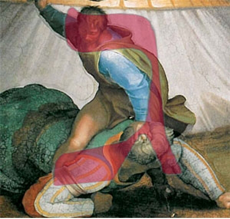 David And Goliath Painting By Michelangelo coolpics: 10 Renowned ...