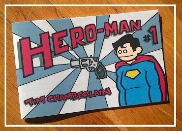 HERO-MAN #1!