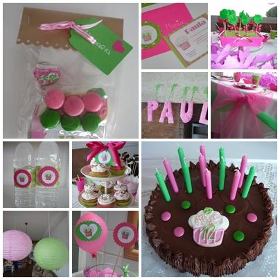 Celebra con ana compartiendo experiencias creativas for Decoracion en cupcakes