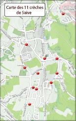 Carte des crèches à télécharger