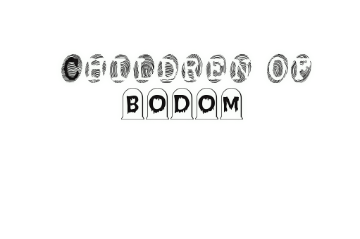 logotipo de children of bodom