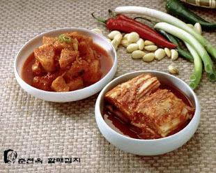 김치 (Kimchi)