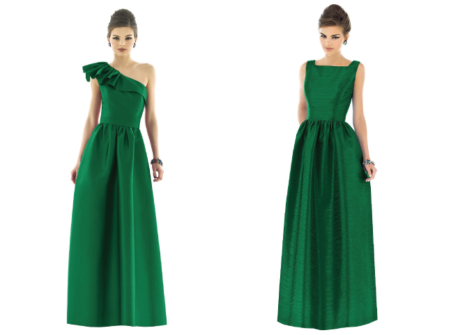 Emerald Green Bridesmaid Dress Images Pictures Becuo