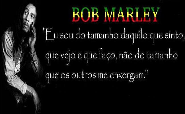 Mensagens Da Net Frases Do Bob Marley Do Mensagens Da Net