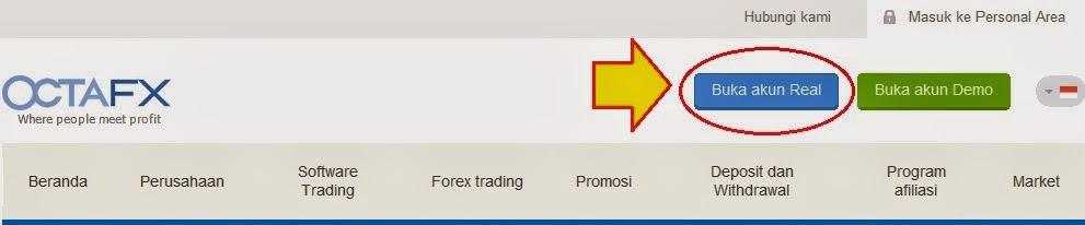 Forex bonus daftar