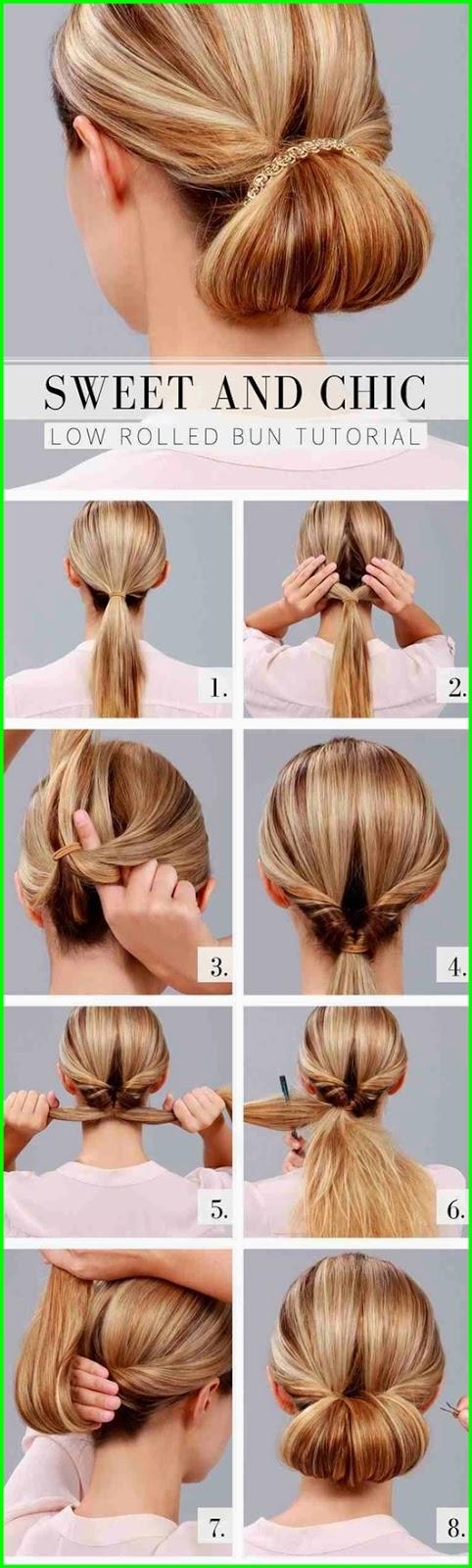 Schnell und Praktische Haar Tutorials 4