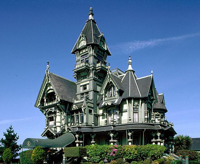 S::H::A::K::U::F::A::..: Stichwort Stilmix und amerikanische Häuser