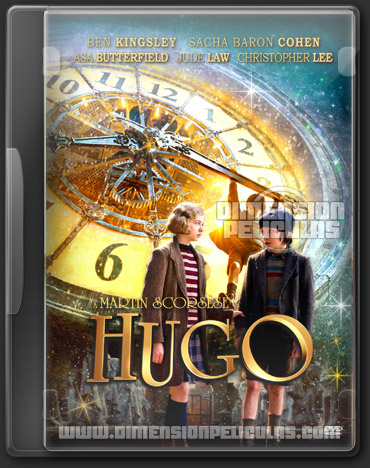 Hugo (BRRip HD Español Latino) (2011)