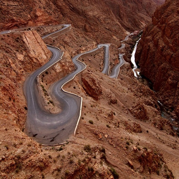 Most Amazing Roads and Risky For Adventurous Around The World