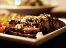 resep sirloin steak daging sapi istimewa dengan lada hitam