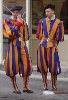 Swiss guards
