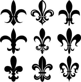 The Fleur De Lis Is A Symbol Of Classic French