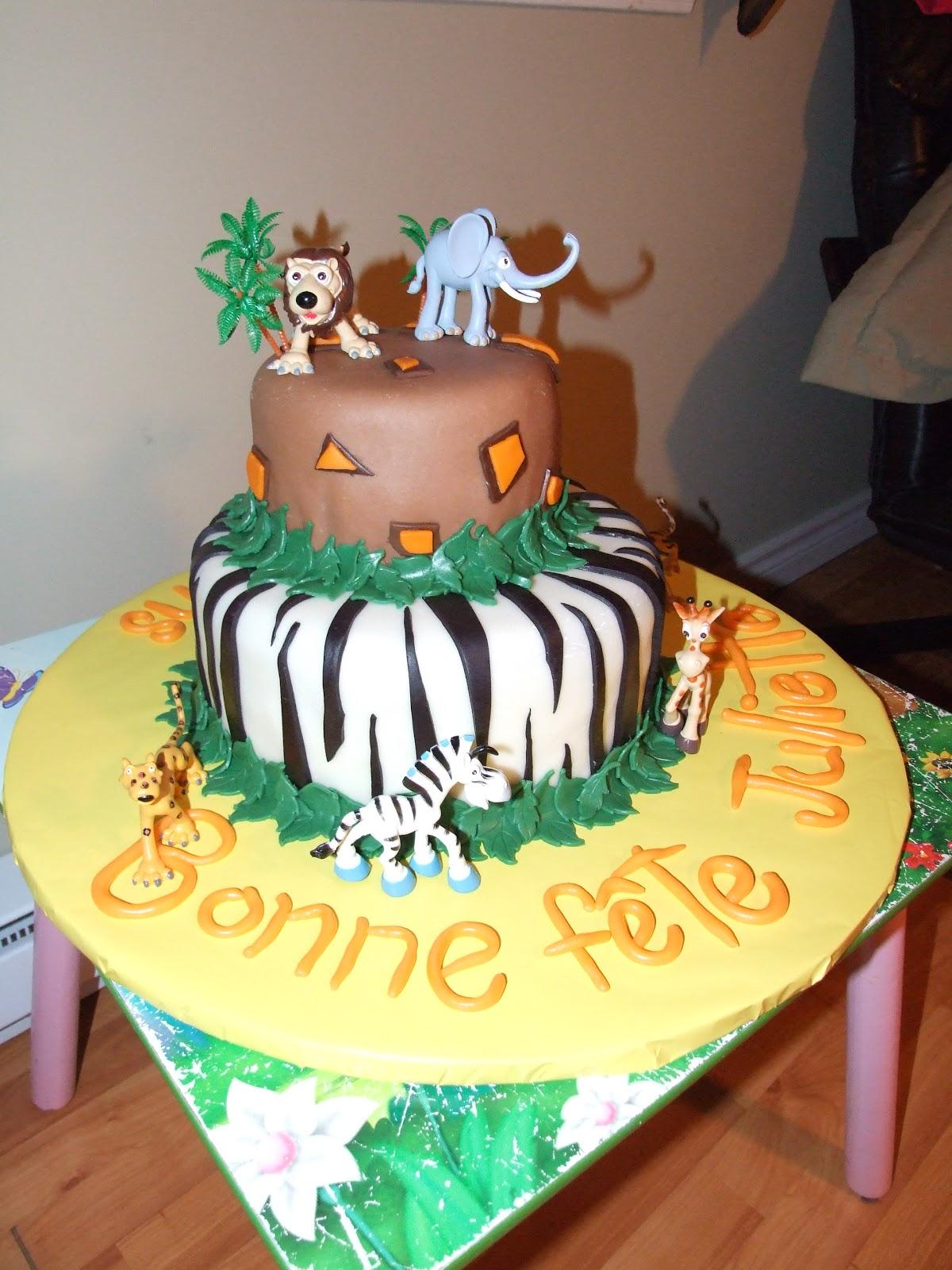 Libellés : Gâteaux avec thématiques spéciales , Gâteaux d ...