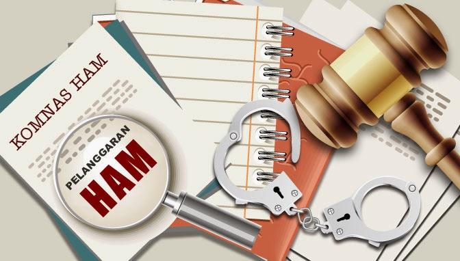 Penuntasan Kasus Pelanggaran HAM Kian Menggelap