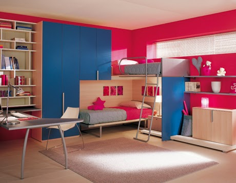 غرفة نوم بسيطة وجميلة جدا