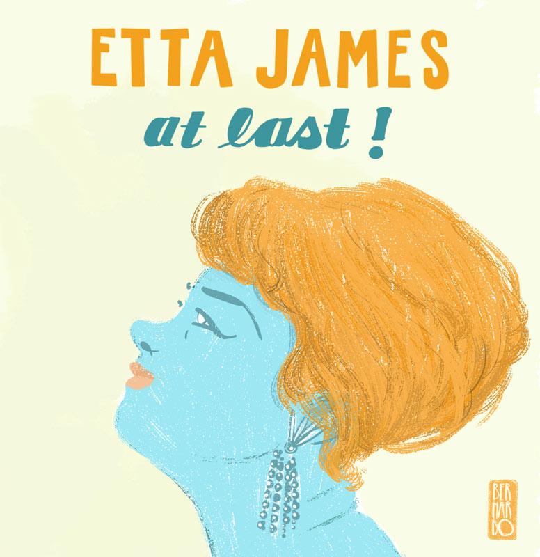 Etta James Queen Of Soul