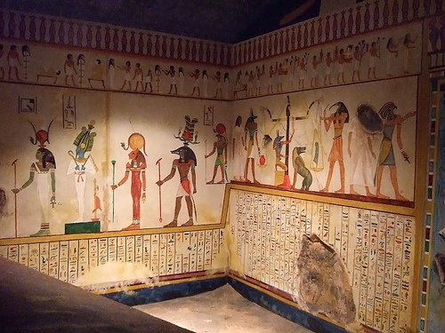 Beni hassan and tombs facts ancient egypt facts for Beni hasan mural