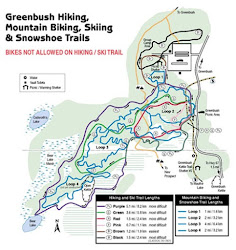 Greenbush Trail Map