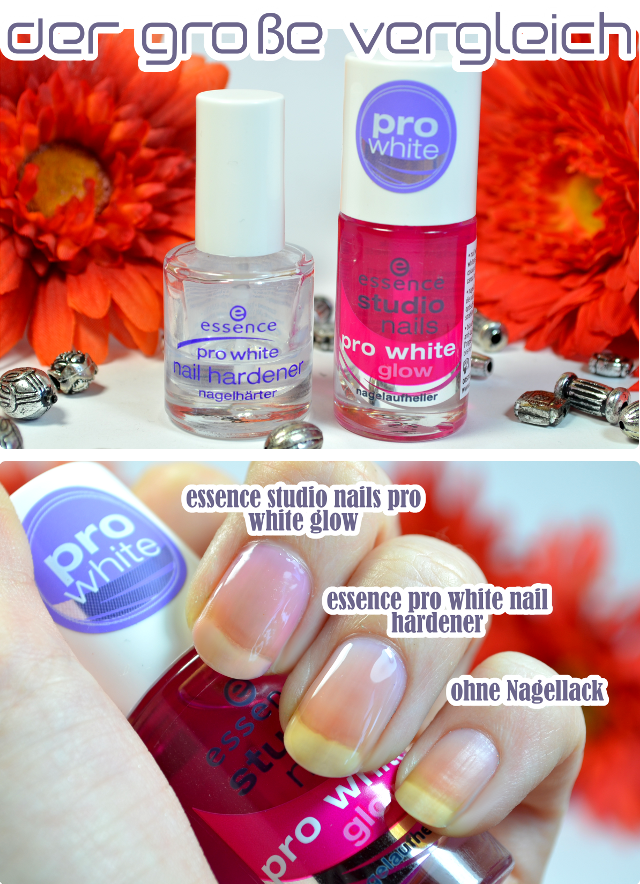 essence Neuheiten Frühjahr 2014 - essence studio nails pro white glow