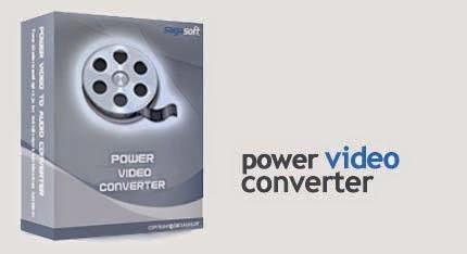 تحميل برنامج لتحويل صيغ الفيديو والصوت, Power Video Converter