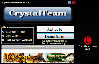 CrossFire Hile CrystalTeam v1.0.3 – Wallhack Yeni Güncel Hile botu indir – Download