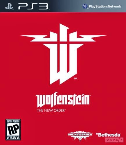 Wolfenstein The New Order - For PS3