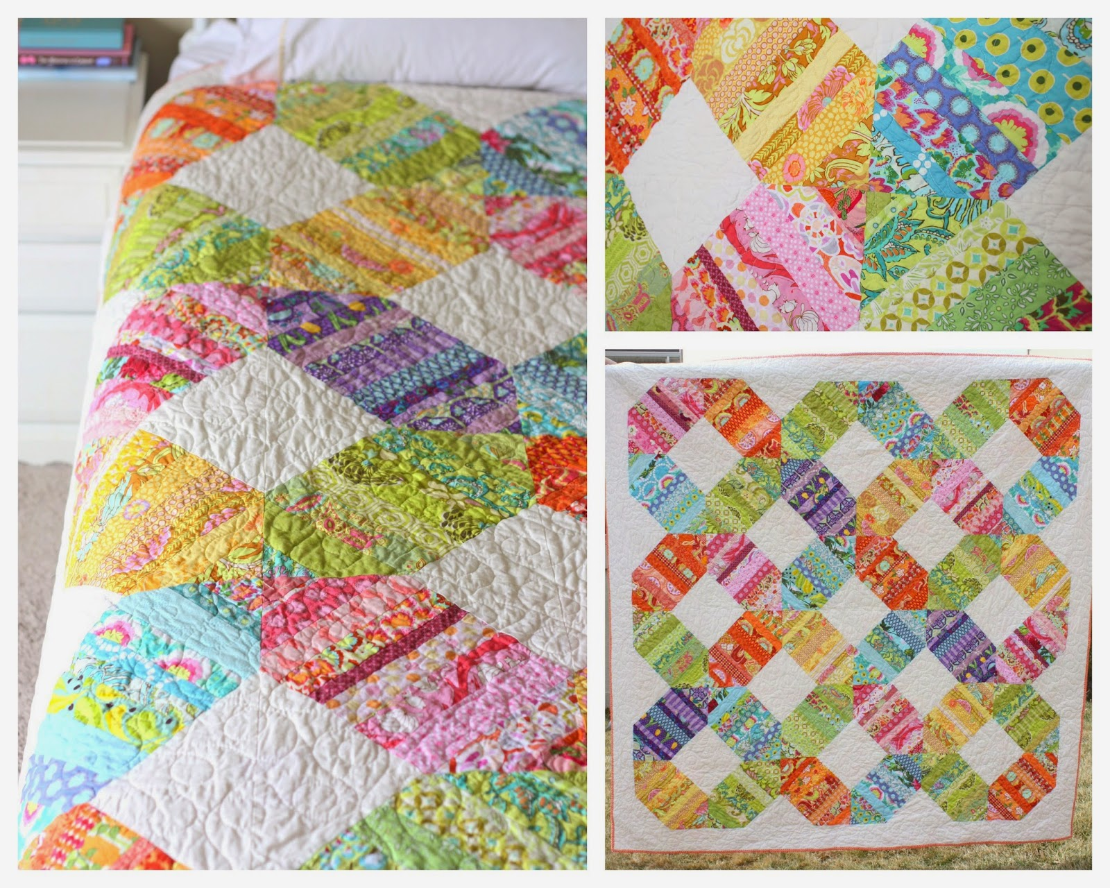 Use Your Fabric Scraps Diary Of A Quilter A Quilt Blog