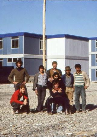 Colleghi di lavoro in Iran