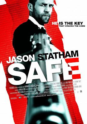Safe 2012 póster