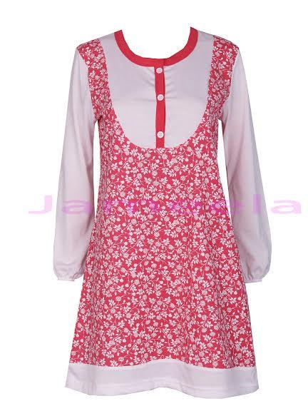 Baju muslimah Jameela, blouse nursing Jameela, baju cotton jameela, nursing blouse jameela, Jameela murah , Jameela cotton latest design  nursing breastfeeding