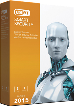 Download ESET Smart Security 8 + Crack (x86x64)