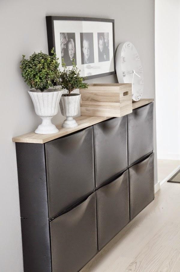 Mis interior blog de decoraci n arte interiorismo - Muebles para entradas ikea ...