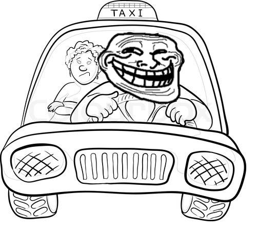 O táxi, o prefeito e quem realmente se ferra...