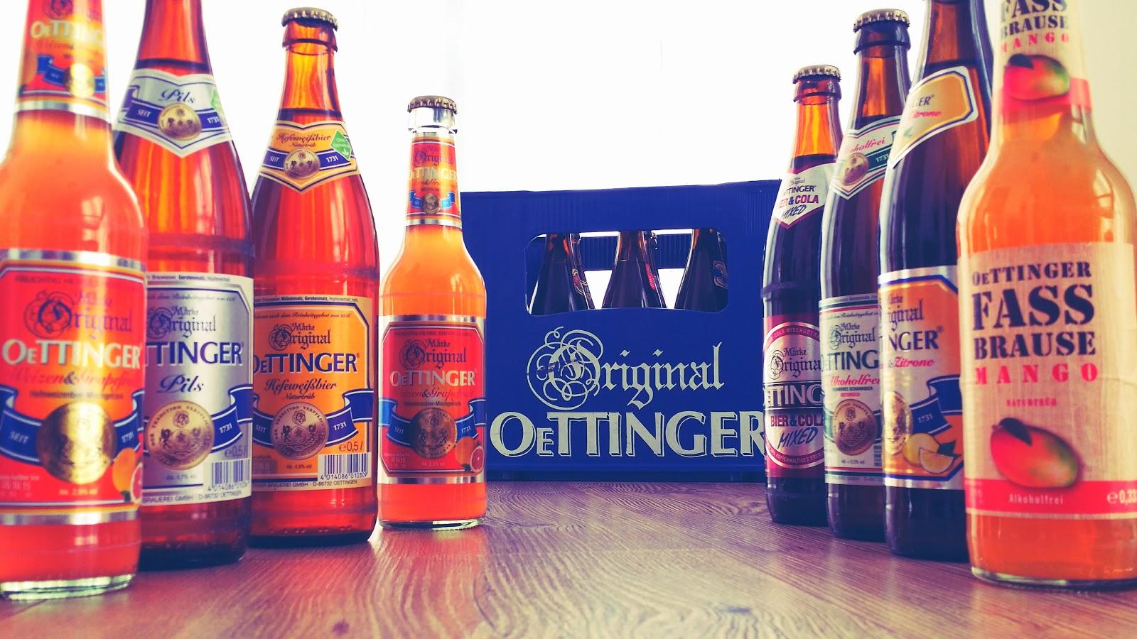Atomlabor Blog Tipp : NULL Schnickschnack - 100% Bier | OeTTINGER – Deutschlands Biermarke Nr. 1 im Atomlabor